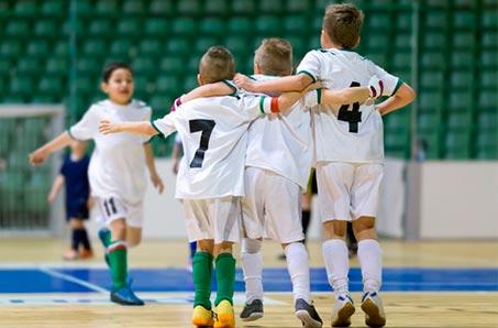 escuela de futbol intreguindalera en Madrid